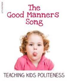 importance of manners essay